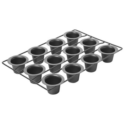 Chicago Metallic™ Nonstick Mini Popover Pan