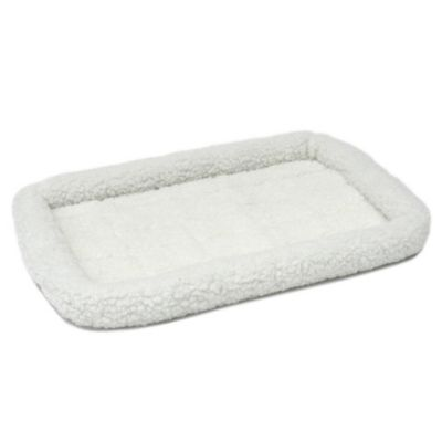The Midwest Quiet Time Medium Fleece Pet Bed