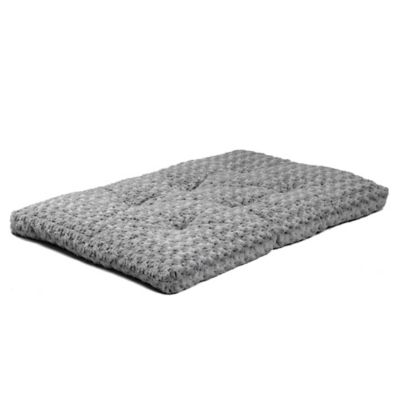 Midwest Quiet Time Medium 35-Inch Pet Bed in Charcoal