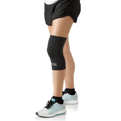 Copper Fit™ Copper Infused Medium Knee Sleeve in Black