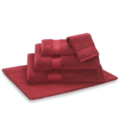 Wamsutta® Duet Bath Towel in Red