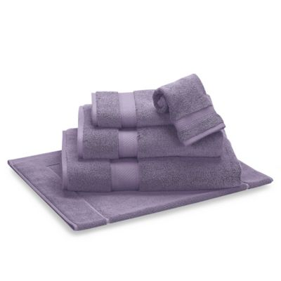 Wamsutta® Duet Hand Towel in Light Purple