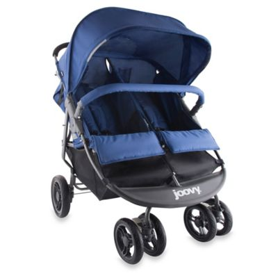 Joovy® ScooterX2 Double Stroller in Blueberry