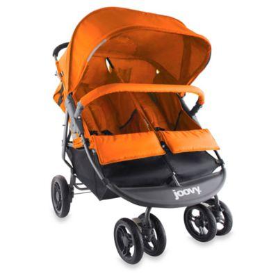 Joovy® ScooterX2 Double Stroller in Orangie