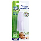 Baby Buddy Silicone Finger Toothbrush in Pink