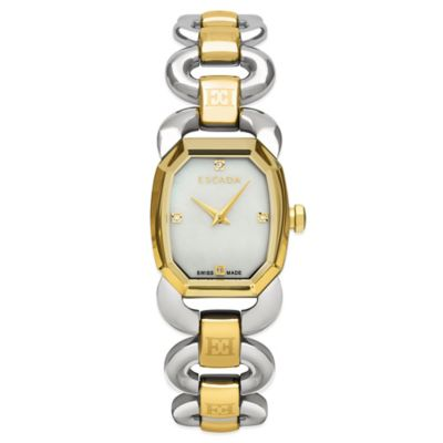 ESCADA Ladies' 26mm Charlene Watch in Two-Tone Stainless Steel