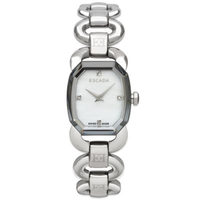 Ladies' 26mm Charlene Watch in Stainless Steel