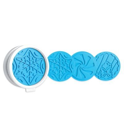 Tovolo® Holiday Cookie Cutters (Set of 3)