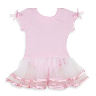 4-5T Tutu Leotard in Pink