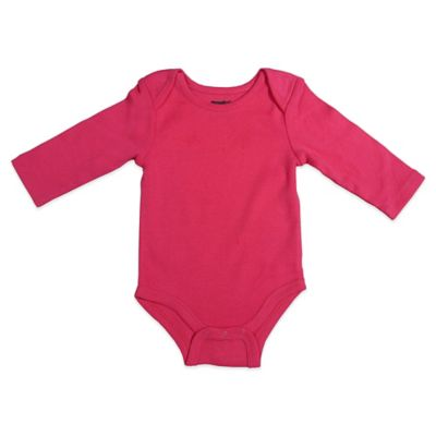 Mayfair Infants Wear Long-Sleeve Bodysuit