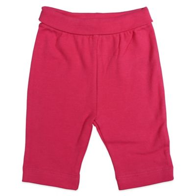 Mayfair Infants Wear Size 6-9M Girl's Cotton Pant in Pink
