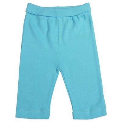 Mayfair Infants Wear 6-9M Unisex Cotton Pant in Aqua
