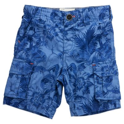 Sovereign Code™ Size 6-9M Palo Floral Print Cargo Short