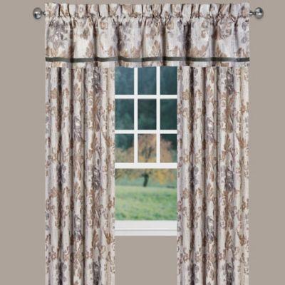 J. Queen New York™ Seville 84-Inch Window Panel Pair