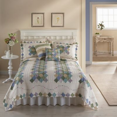 Nostalgia Home™ Kimberly Twin Quilt