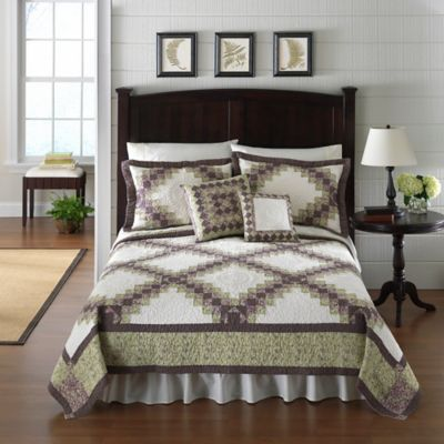 Nostalgia Home™ Kent Reversible Twin Quilt