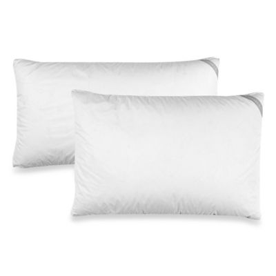 Firm Down King Pillow