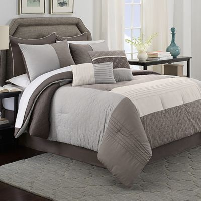 Cortez 8-Piece Full Comforter Set