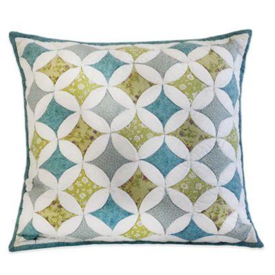 Nostalgia Home™ Amanda Square Throw Pillow