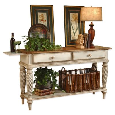 Hillsdale Wilshire Sideboard in Antique White