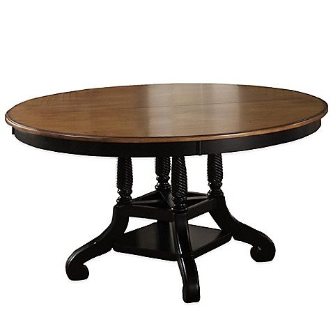 Hillsdale Wilshire Round Dining Table Bed Bath Beyond