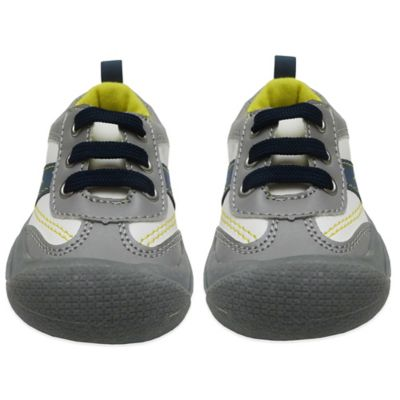 Grey/Navy Boys' Shoes