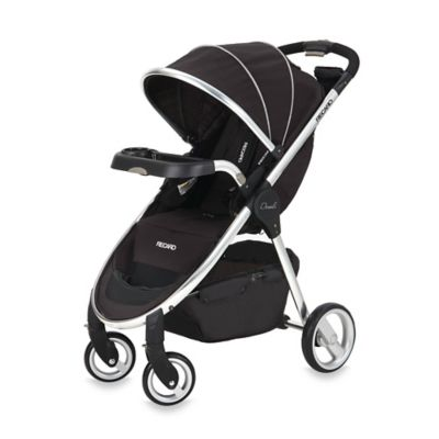 Recaro® Performance Denali Stroller in Onyx
