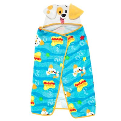 Nickelodeon™ Bubble Guppies Bubble Puppy Infant Hooded Towel