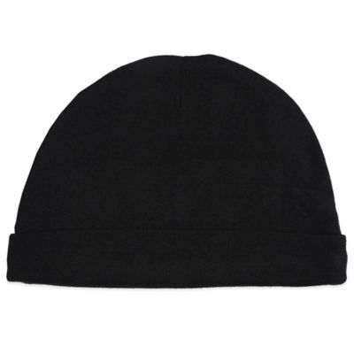 Newborn Cap in Black