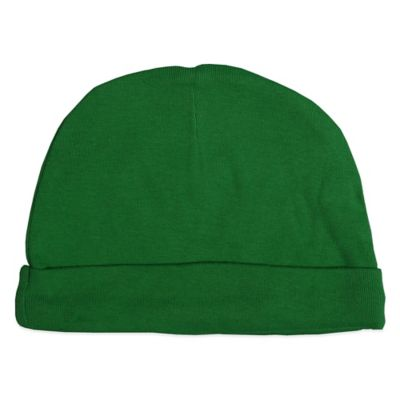 Newborn Cap in Green