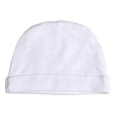 Newborn Cap in White