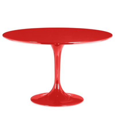 Zuo® Modern Wilco Dining Table in Red