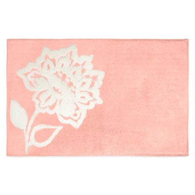 Gem Leaf Bath Rug
