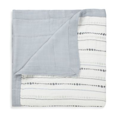 aden + anais® Dream Blanket in Moonlight Bead