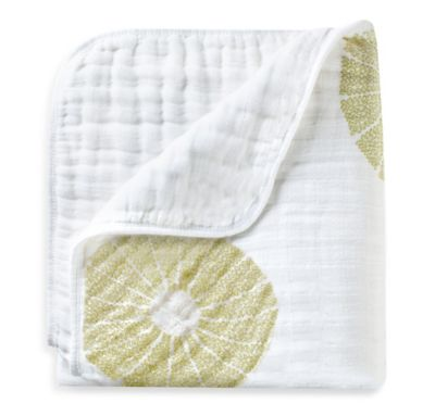 aden + anais® Oasis Organic Cotton Dream Blanket