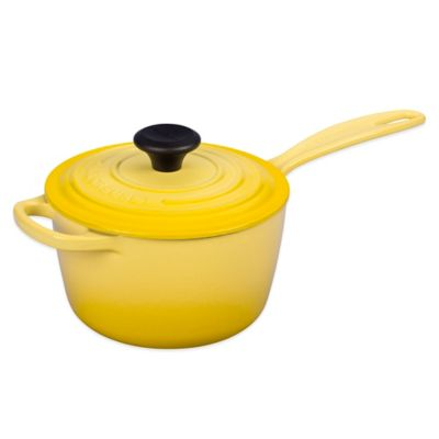 Yellow Saucepan