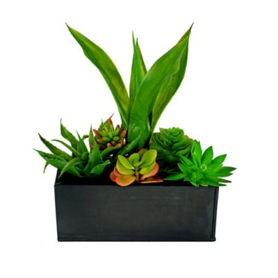 PlanterTech Succulent Ledge Box Bluetooth Speaker Sound System
