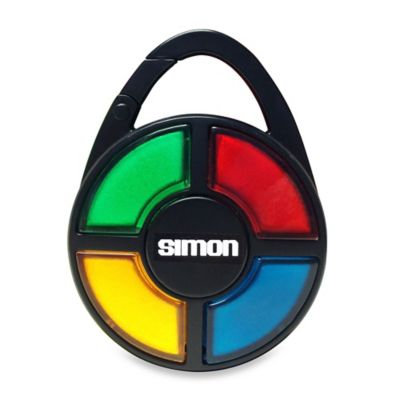 Simon Electronic Carabineer Game