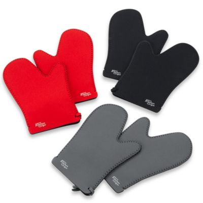 Duncan's Kitchen Grips 2-Piece Oven Mitt Set