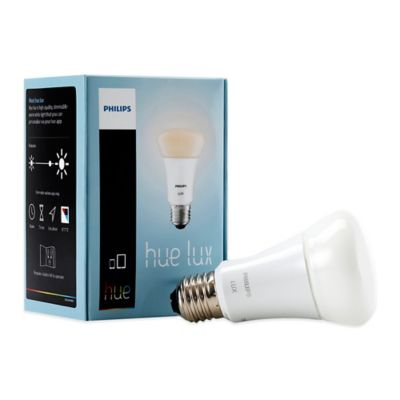 Philips Hue Single Lux A19 Bulb