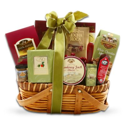 Classic Gourmet Gift Basket by Alder Creek Gift Baskets