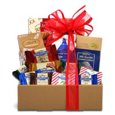 Ghirardelli Chocolate Paradise Gift Basket