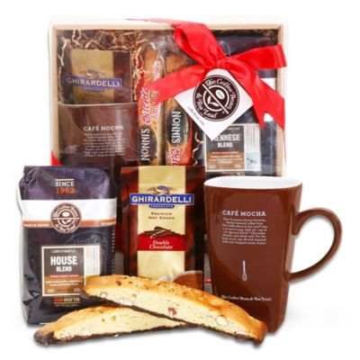 Coffee Bean & Tea Leaf Delights Gourmet Gift Box