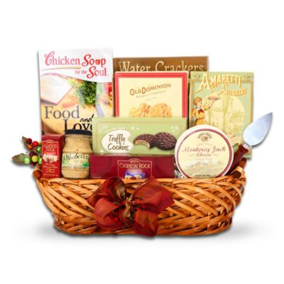 Food & Love Gift Basket