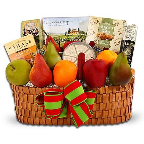 Bountiful Fruit Gift Basket By Alder Creek Gift Baskets