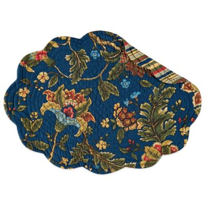 Hartford Reversible Quilted Placemat