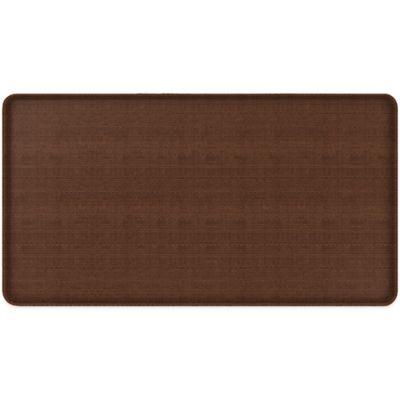 GelPro® Classic 20-Inch x 36-Inch Seagrass Floor Mat in Fox Brown