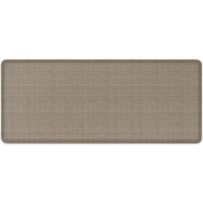 GelPro® Classic 20-Inch x 48-Inch Seagrass Floor Mat in Driftwood