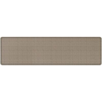 GelPro® Classic 20-Inch x 72-Inch Seagrass Floor Mat in Driftwood