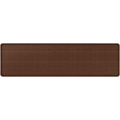 GelPro® Classic 20-Inch x 70-Inch Seagrass Floor Mat in Fox Brown